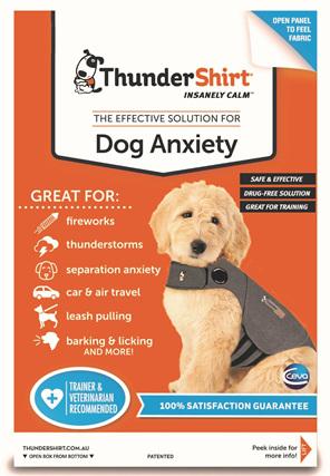 Thundershirt Dog - Grey