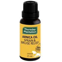 THURSDAY PLANTATION ARNICA OIL - SPRAIN AND BRUISE RELIEF 25ML