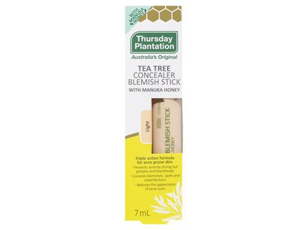 Thursday Plantation Concealer Blemish Stick 7ml - Light