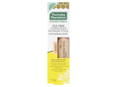 Thursday Plantation Concealer Blemish Stick 7ml - Medium