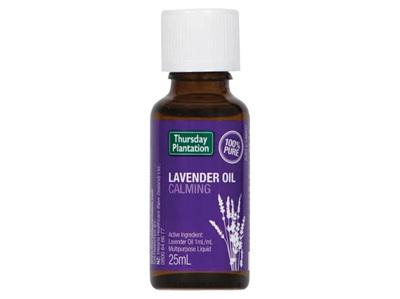 Thursday Plantation Lavender Oil Calming 25mL