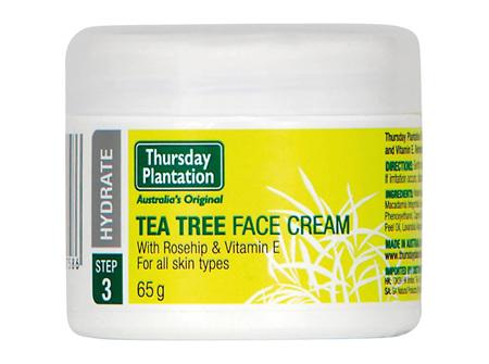 THURS.PL. T/T Face Cream 65g