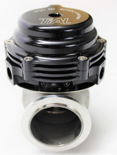 Tial 38mm MVS V-Band Wastegate - Black