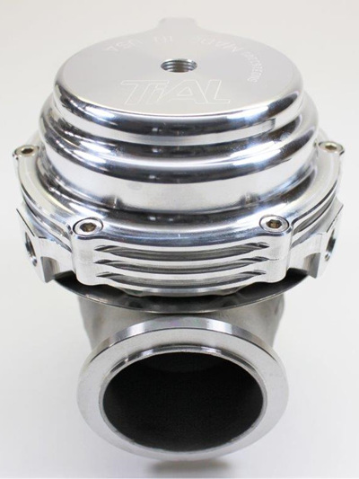 Tial 38mm MVS V-Band Wastegate - Silver