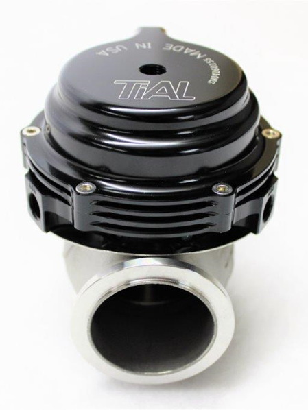 Tial 44mm MVR V-Band Wastegate - Black