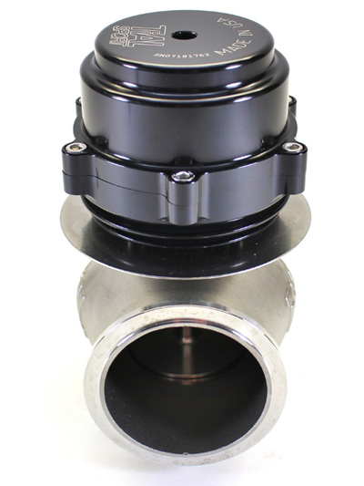Tial 50mm V50 V-Band Wastegate - Black