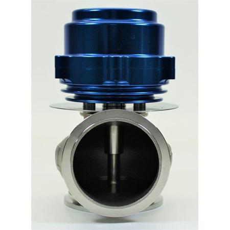Tial 60mm V60 V-Band Wastegate - Blue