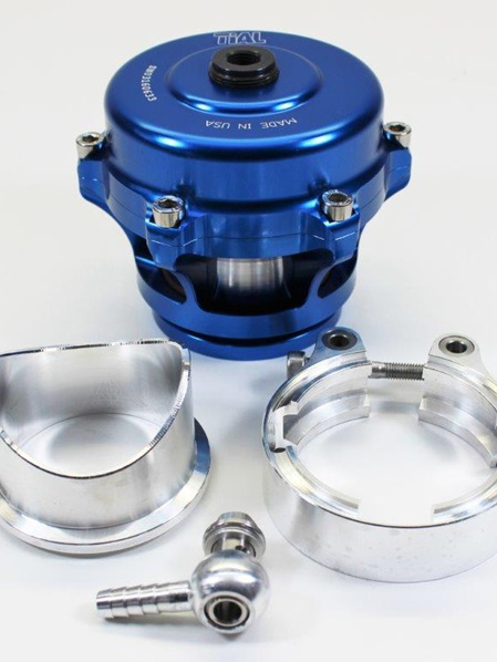 Tial Q Blow Off Valve - Blue