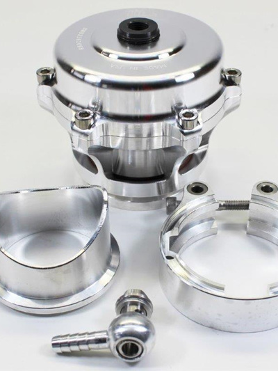 Tial Q Blow Off Valve - Silver