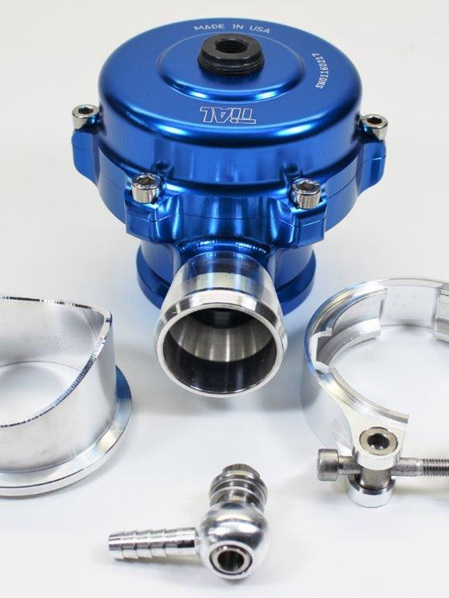 Tial QR Blow Off Valve - Blue