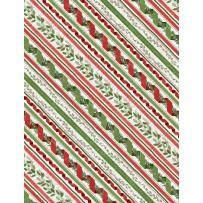 Ticking Stripe Green 96449137