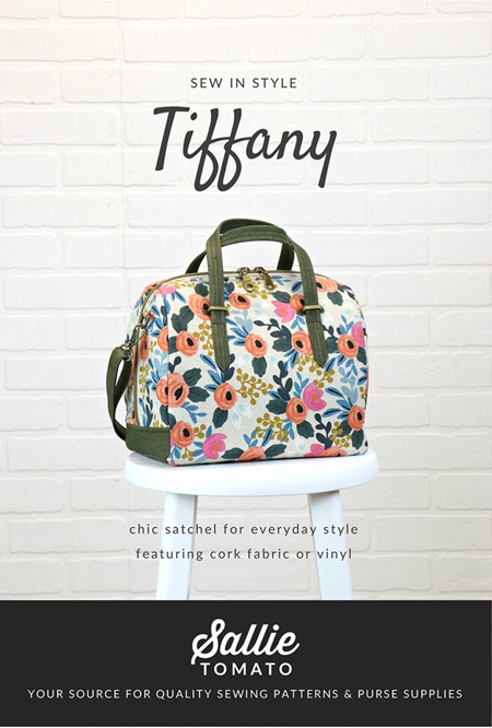 Tiffany Bag Pattern from Sallie Tomato