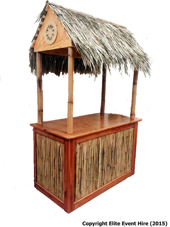 tiki,hut,bar,hawaii,hawaiian,luau,hire,tropical,display,stand,expo,convention