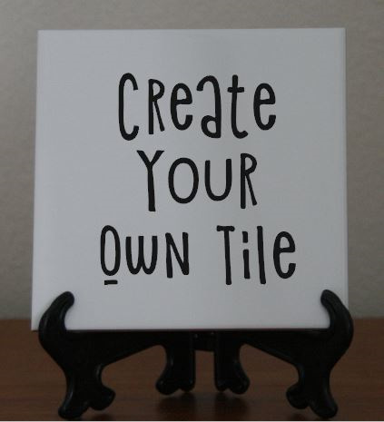Tiles - Create your own
