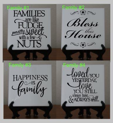 Tiles - Family Set