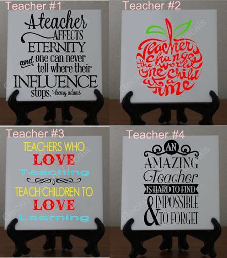 Tiles - Teacher Set