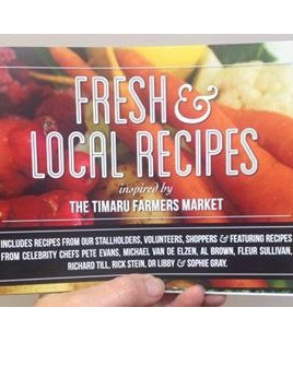 Timaru Farmers Market Recipe Book