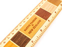 timber arts ruler - large inlay