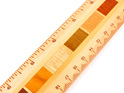 timber arts ruler - small inlay