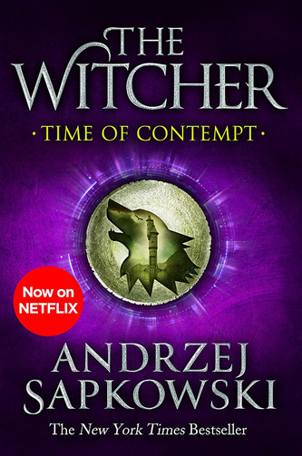 Time of Contempt: Witcher Book Two