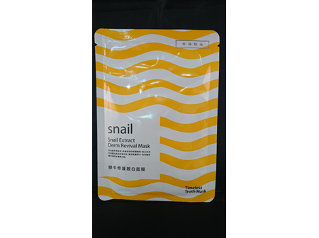 Timeless Truth Mask Super Fine Snail Extract Derm Revival Mask