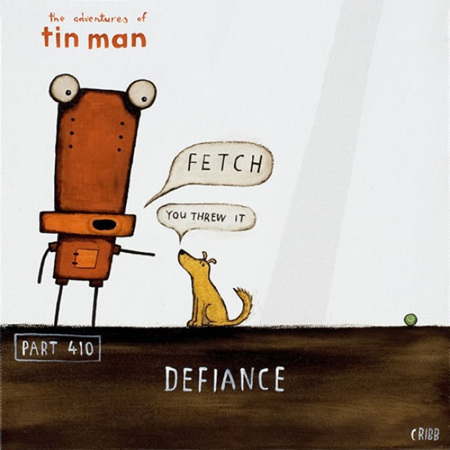 Tin Man - Defiance