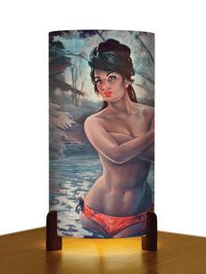 Tina The Nymph Table Lamp