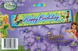 Tinkerbell Banner