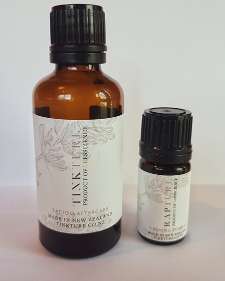 TINKture & RAPture Bundle 120mls