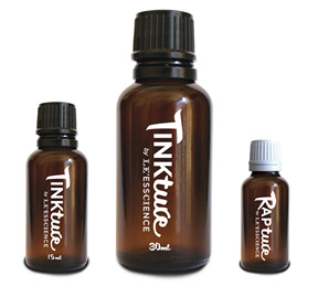 TINKture & RAPture Bundle 20mls