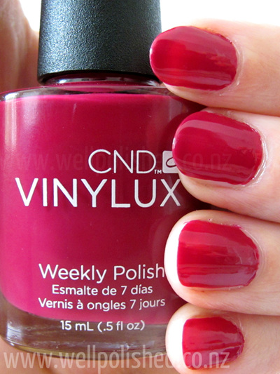 Tinted Love Vinylux
