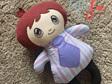 Tiny Tim Purple Tie Toy