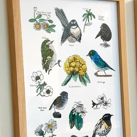 Tiny Treasures Prints