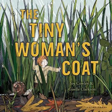 Tiny Woman's Coat