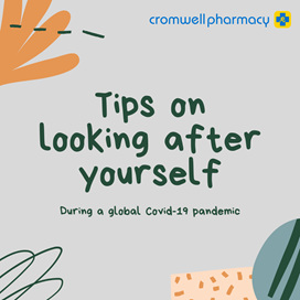 Tips on Looking after Yourself During a global Covid-19 pandemic