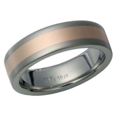 Titanium Mens Rings
