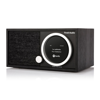 Tivoli Audio Model One Digital Blk