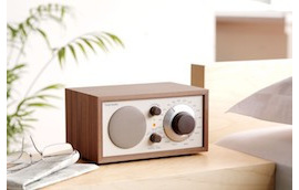 Tivoli Audio Model One radio in walnut from Totally Wired