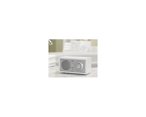 Tivoli Model One BT White/silver from Totally Wired