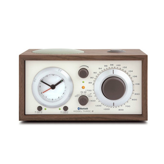 Tivoli Model Three Walnut/Beige BT