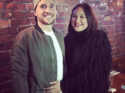 TJ Perenara and Greer Samuel's Engagement Ring Story