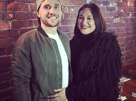 TJ Perenara and Greer Samuel's Engagement Ring Story