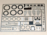 Renaissance 1/24 Ford Fiesta Upgrade Kit (PE) TK24/353