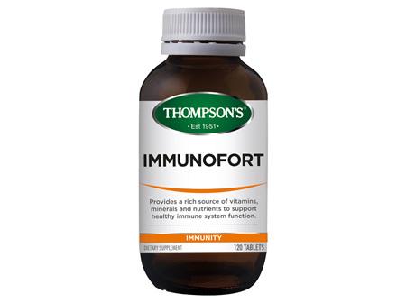 TN Immunofort 120tabs