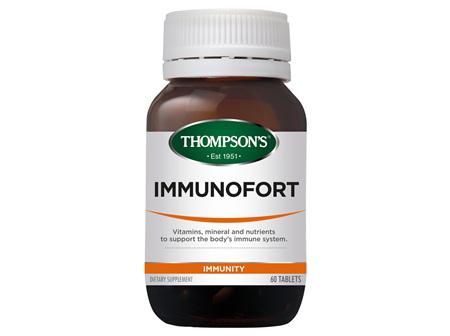 TN Immunofort 60tabs