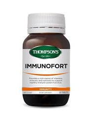 TN Immunofort 60tabs