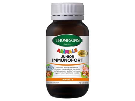 TN Junior Immunofort 45tabs
