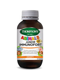 TN Junior Immunofort 90tabs