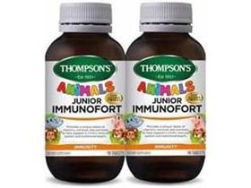 TN Junior Immunofort 90tabs Twin Pk