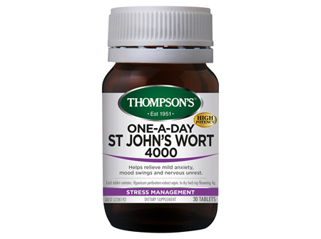 TN OneADay St Johns Wort 4000 30tab
